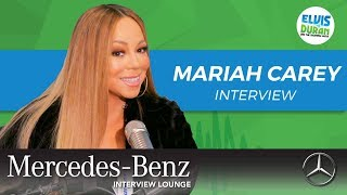 "Mariah Carey on Her New Album ""Caution"" 