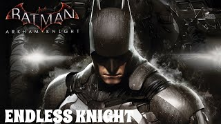 Batman: Arkham Knight AR Challenges (Predator) - Batman (Endless Knight) Score (59) HD (PS4)