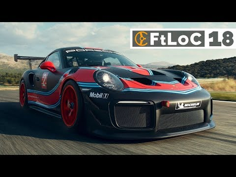 Should Porsche Make A Hybrid 911? :  FTLOC 18 - Carfection