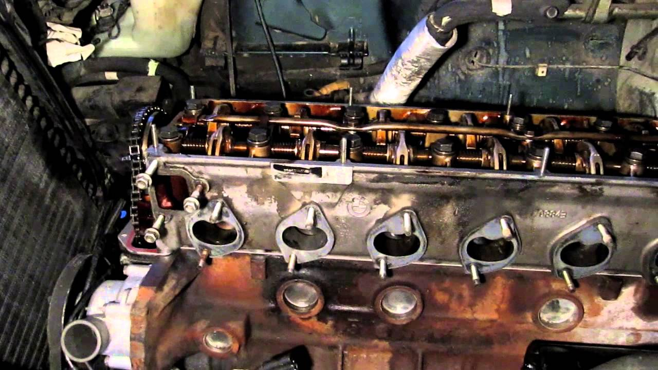 Bmw M30 Rebuild Youtube