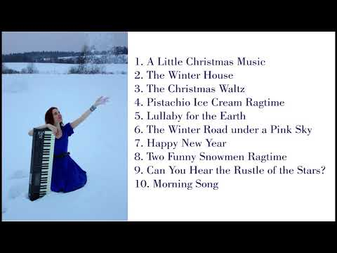 The BEST CHRISTMAS MUSIC by Lena Orsa