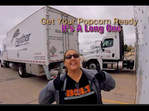 GET YOUR POPCORN READY ... IT'S A LONG ONE | 4/27/17 To 4/30/17 | Expediter Team Vlog