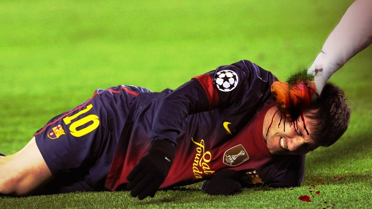 WORST FOOTBALL INJURIES EVER !!!!