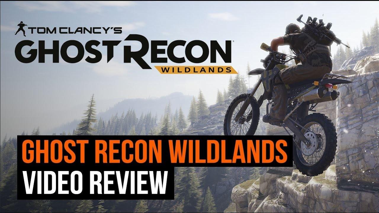 Ghost Recon: Wildlands review: