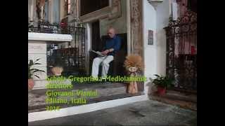 Inno Ambrosiano CHRISTE CUNCTORUM, Studi vari, Giovanni Vianini, Milano, It.