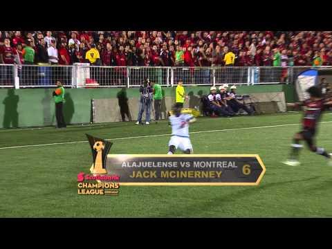 GOAL 6 - SCCL 2014/15 Semifinals