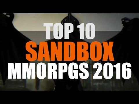 Top 10 Sandbox MMORPG Games for 2016