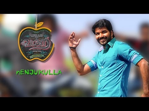 Vadacurry - Nenjukulla Nee | Lyric Video