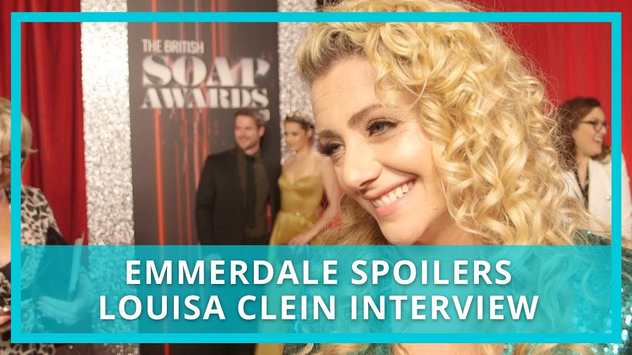 Emmerdale spoilers: Louisa Clein on Maya and Jacob's future