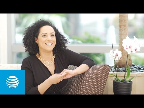 AT&T The Bridge's #KnowThis with Caroline Randall Williams   AT&T