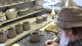 SIMON LEACH POTTERY - A visit to my brother John