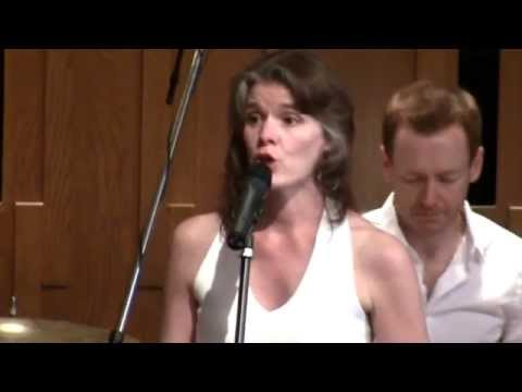 """Erin McGaughan Sings """"Peace Be Upon Us""""—Seattle Unity Church—06-14-2015"""