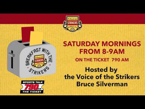 Breakfast With the Strikers 08/22
