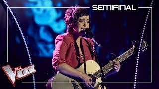 Paula Espinosa - You're beautiful | Semifinal | The Voice Antena 3 2020