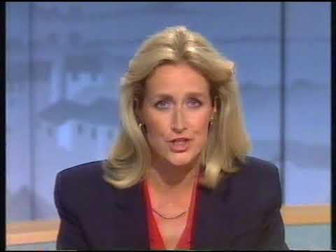 ITV Franchise Awards 1991: TSW Today - Wednesday 16th October 1991