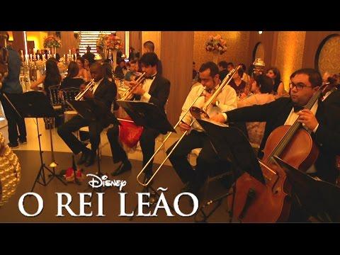Rei Leão Música Instrumental  Músicos para Casamento  Coral e Orquestra  Buffet East Side