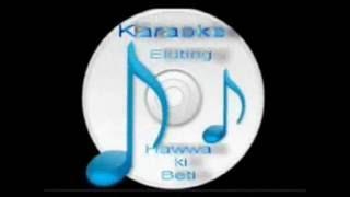 Aaiye meharabaan ( Howrah Bridge )Free karaoke with lyrics by Hawwa-