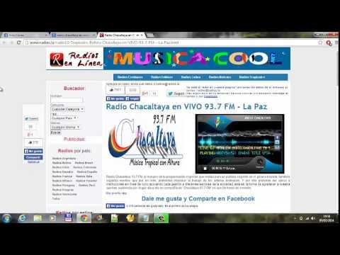 Ariel & Los Pumas - Asi no te amara jamas (En radio Chacaltaya Bolivia)