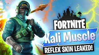 Fortnite Battle Royale | *NEW* REFLEX SKIN LEAKED | 640+ WINS