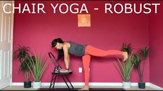 Chair Yoga - Robust