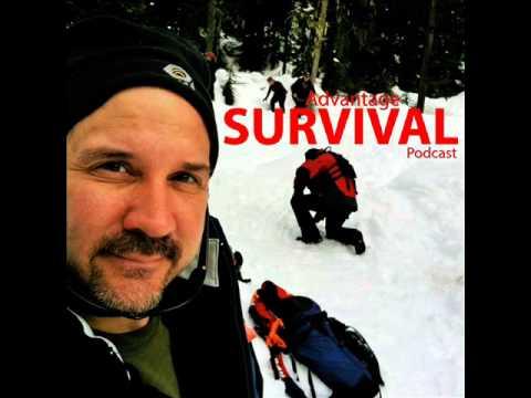 Advantage Survival Podcast Episode 30 MTTA Ski Patrol