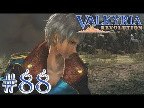 Valkyria Revolution - Finale - Part 88 - Grand General Maxim Boss Battle #3 (Do Not Skip, Trust Me)
