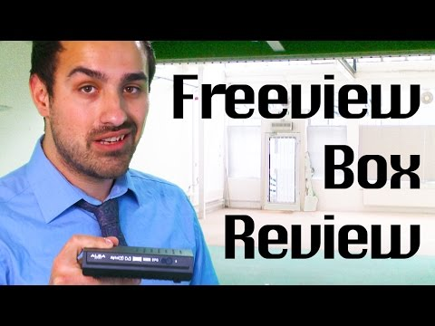 Freeview Box Review | What-a-Cool Bit of Tech