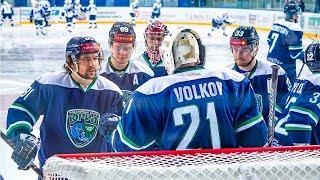 Югорские хоккеисты намерены затмить московских «звёзд»