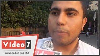 """بالفيديو.. مواطن لرئيس حى دار السلام: """"الزبالة كتير فى المنطقة"""""""