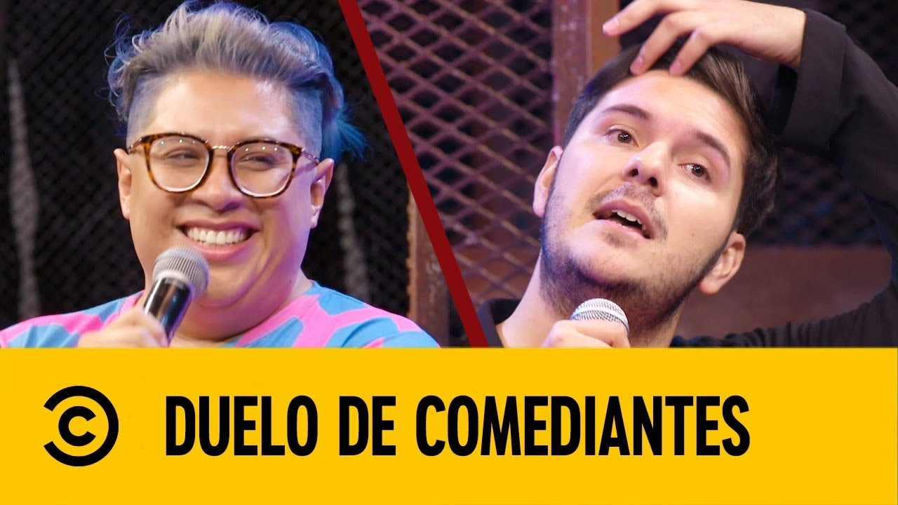 Download Cacho Cantú VS Manu Nna | Duelo De Comediantes | Comedy Central LA