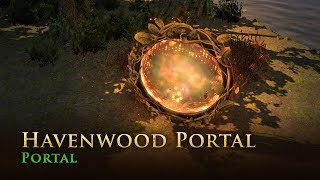 Path of Exile: Havenwood Portal
