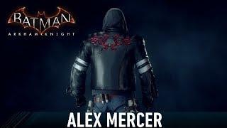 SKIN; Batman; Arkham Knight; Alex Mercer
