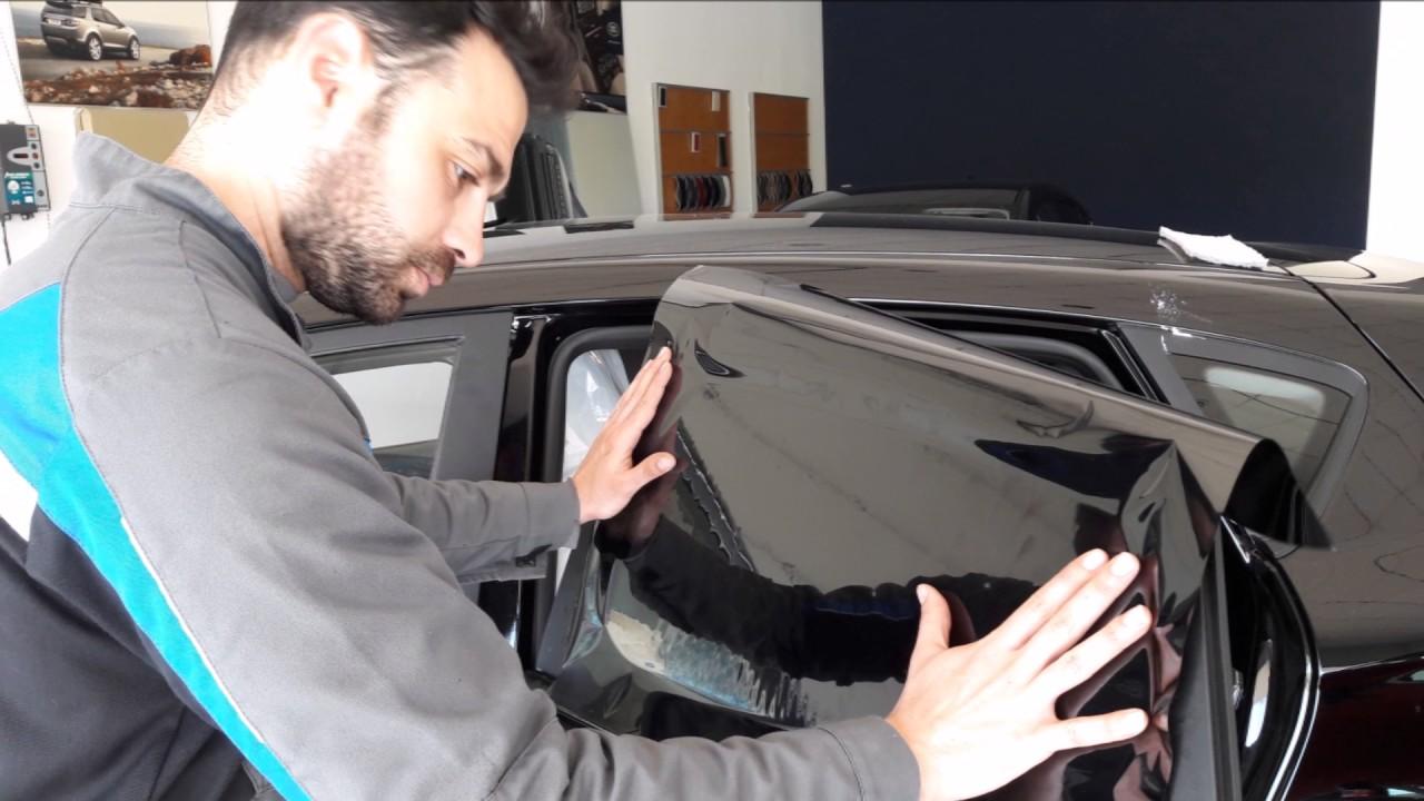 Resultado de imagen de Tintar lunas del coche