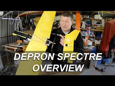 Depron Spectre overview