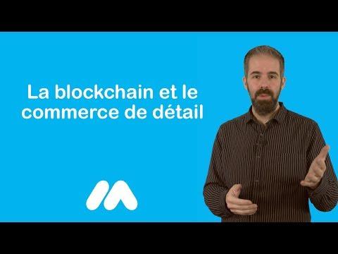 Tuto e-commerce - La blockchain et le commerce de détail - Market Academy par Guillaume Sanchez