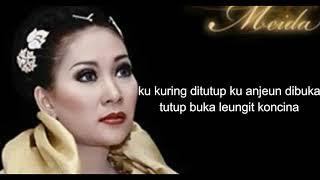 Lagu sunda NINING MEIDA JOL ANJEUN DATANG DEUI (lirik)