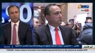 الرئيس المدير العام لمجمع أوريدو الجزائر جوزيف جاد  يروي قصة نجاحه في الشركة