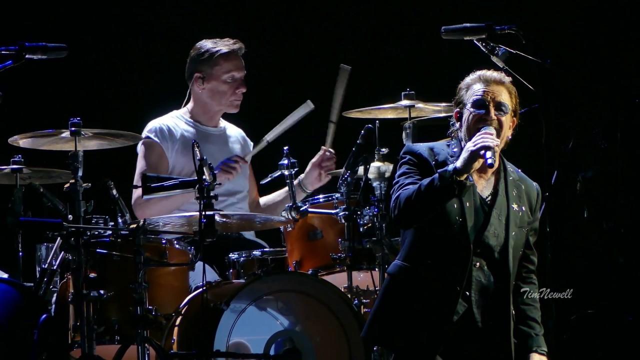 """Resultado de imagen de U2 LIVE!: FULL SHOW in 4K / """"KC From the Tree"""" / September 12th, 2017"""