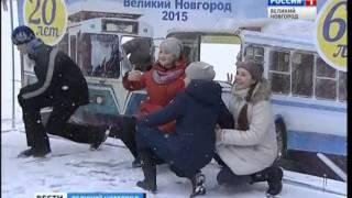 ГТРК Славия Софийская площадь юбилей автобусного парка 30 11 15