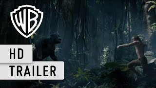LEGEND OF TARZAN - Trailer #1 Deutsch HD German (2016)