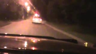 Погоня за Toyota Chaser  Уссурийск