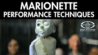 Mastering Marionettes: Marionette Performance Techniques - FREE CHAPTER
