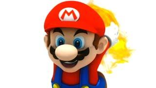 絶対に笑ってしまう『 乱暴マリオのドッジボール 』