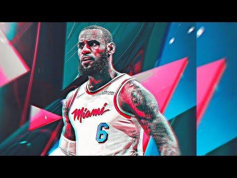 LeBron James Rejoins Miami Heat (Parody)