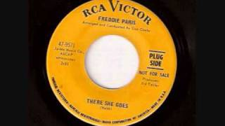 There She Goes  -  Freddie Paris