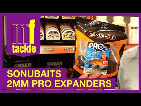 Sonubaits 2mm Pro Expander Pellets