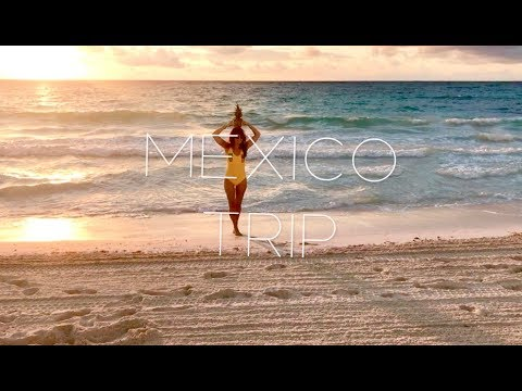 Travel Vlog  Team Jilly Takes on Mexico!