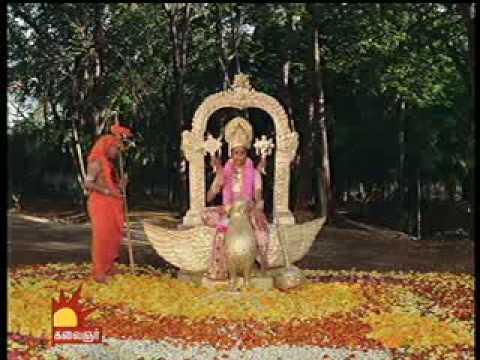 Adi Shankara and Devi