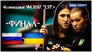 """•Командный ЧМ 2017. """"СП"""".• Финал. Женщины. Спорт\TV"""