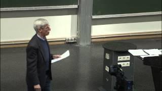 Experimentalphysik I   Vorlesung 16 vom 07 12 2012